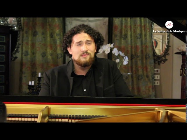 Immanuel Bah plays Variations on a Hungarian Song, Op. 21 No. 2 by Johannes Brahms