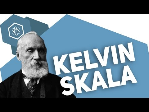 Kelvin und Kelvinskala erklärt - Temperaturen