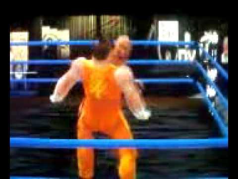 Hustle Fighting Championship Save PackKeiji The Grappler Vs Inmate 7886