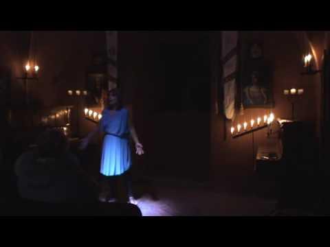 Mozart. Aria di Cherubino
