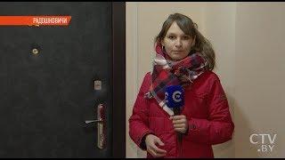 9 детей изъяли из многодетной семьи в Радошковичах. Мать обещала «уйти вместе с детьми к Богу»