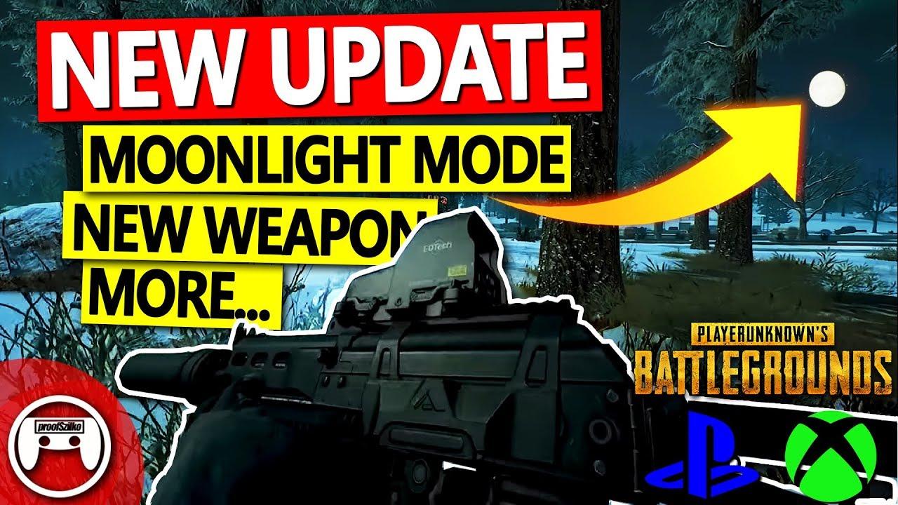 pubg update xbox patch 12