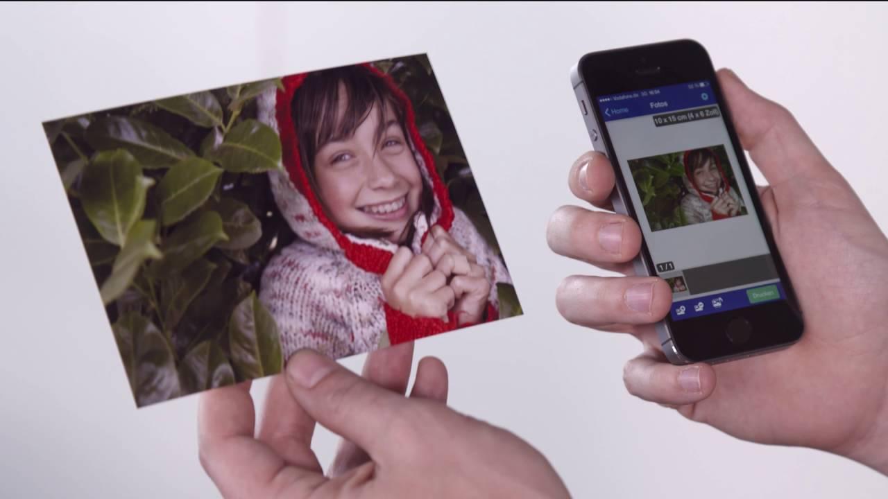 Tutorial Mobil Drucken Von Smartphone Oder Tablet