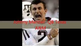 2014 NFL Mock Draft II Picks 1 20 Free HD Video