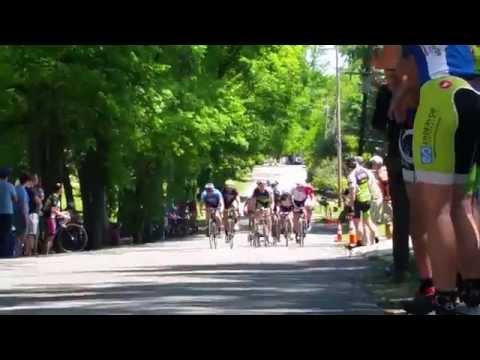 2014 Sevier Park Crit Men's 4/5 finish