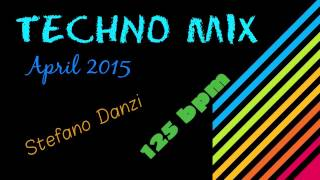 Techno Mix - April 2015 - 45 Min @ 125 Bpm [HQ]