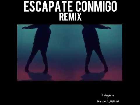 Escápate Conmigo Remix (vídeo oficial) - Wisin ft Ozuna, Bad Bunny, De La Ghetto, Arcángel, Noriel
