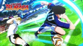 [Français] Captain Tsubasa: Rise of New Champions - Announcement Trailer - PS4/PC/SWITCH