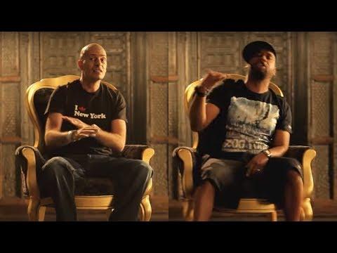 Akhenaton & Faf La Rage - Je danse pas (Clip Officiel)
