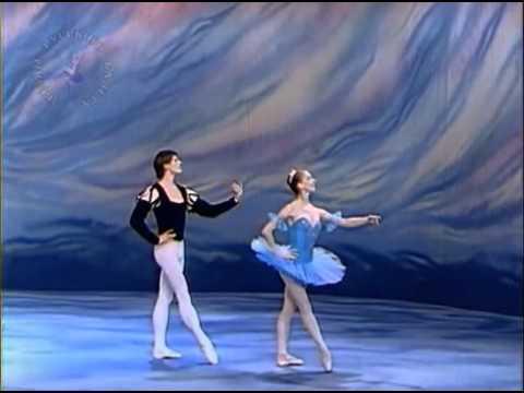 Grand Pas Classique pas de deux Bolshoi Stars Valery Kovtun Tatiana Tayakina
