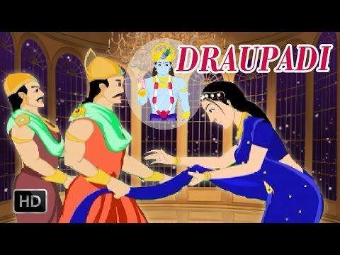 Draupadi - Short Stories from Mahabharat - Animated Stories for Children