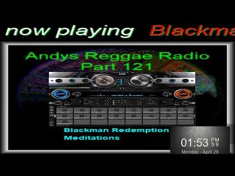 Andys Reggae Radio-Part 121