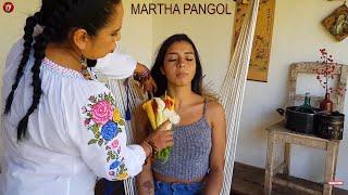 ASMR MARTHA ♥ PANGOL, CUENCA LIMPIA, NECK, SHOULDER MASSAGE, SPIRITUAL CLEANSING, Dukun, Pembersihan