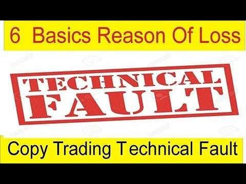6 Technical Reason of Loss In Copy Trading | Special Tutorial For Beginners In Hindi and Urdu