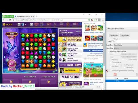 Cheat Bejeweled Blitz On Facebook 2018