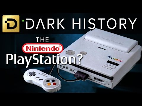 Why The Nintendo PlayStation Was Never Released - Dark History: Episode 1