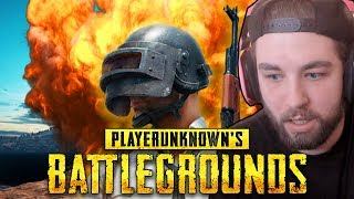 JEV PLAYS PUBG (CHALLENGE ACCEPTED)