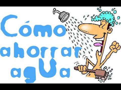 Truco para ahorrar agua en la ducha youtube for Ahorro de agua