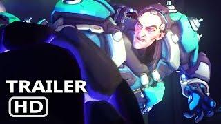 "PS4 - Overwatch ""Sigma"" Gameplay Trailer (2019)"