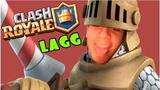 Facecamli Clash Royale - Lagla nasıl yenilir?