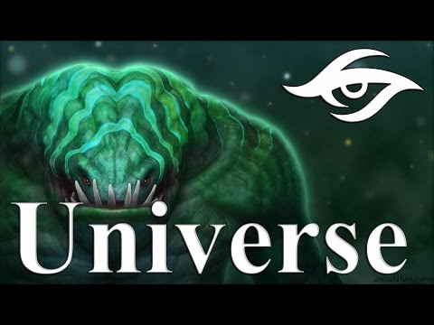 Team Secret Universe Tidehunter ranker gameplay