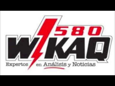 Entrevista con Beatriz Ferreira (WKAQ 580) - 5 y 6 de abril de 2014