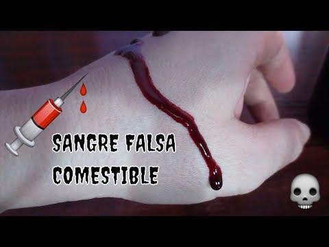 SANGRE FALSA Y