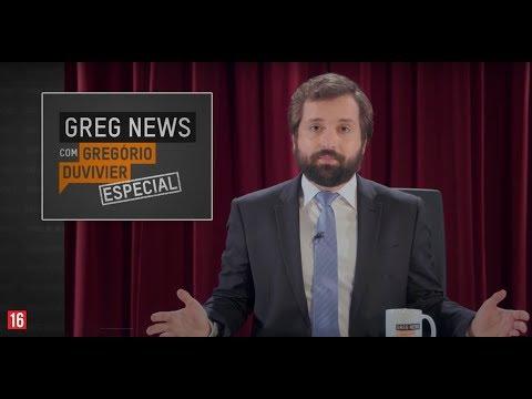 GREG NEWS com Gregório Duvivier | Especial