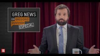 GREG NEWS com Gregrio Duvivier  Especial
