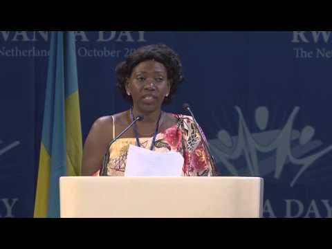 President Paul Kagame's Rwanda Day Address Live Feed in Amsterdam