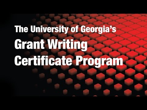 grant writing certification programs Certain educational institutions provide students with the opportunity to enroll in technical writing certificate programs as part of 4-year degree programs these certificate programs teach students written communication skills appropriate for business environments and technologically oriented workplaces generally, these programs are available to.