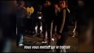 Brutale arrestation du frère d'Adama Traoré dans la nuit du 22 au 23 juillet