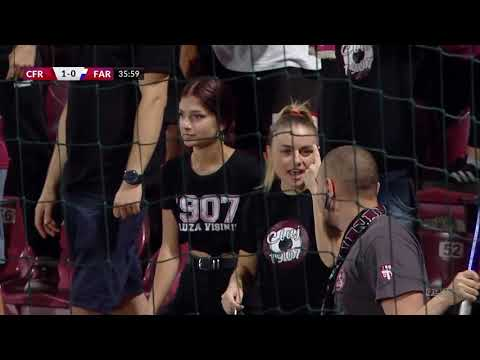 CFR Cluj Farul Goals And Highlights