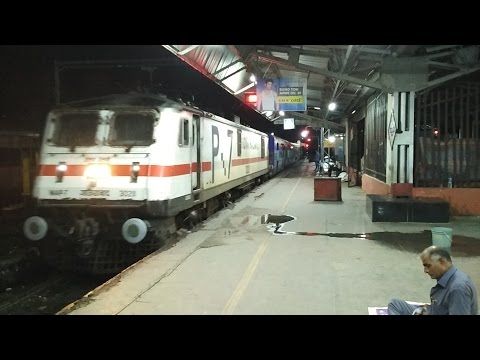 Begin of a New Era:- 12392 Shramjevi express with Wap7