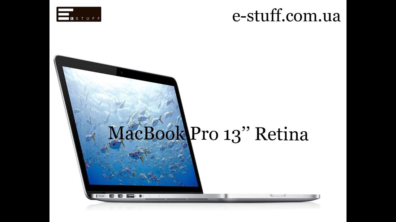 Как просрать 1600$ ?!! Apple MacBook Pro 13