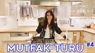 IKEA MUTFAK TURU #4 - 16 M2 MUTFAK - İç Mimar Sisters