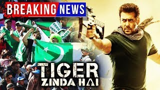 Salman Khan's Tiger Zinda Hai WON'T Release In Pakistan