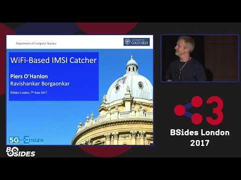 WiFi-based IMSI Catcher - Piers O'Hanlon