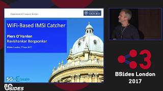WiFi-based IMSI Catcher - Piers O