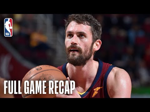 KNICKS vs CAVALIERS | Fantastic Finish In Cleveland | February 11, 2019