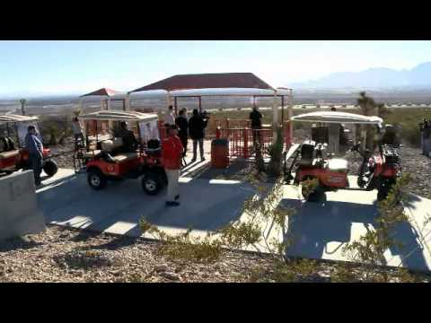 5-Star Sporting Clays Course Opens at Clark County Shooting Complex on shotgun gun carts, used sporting clays carts, stroller shooting carts,