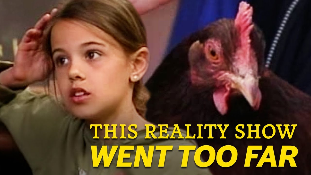 Was 'Kid Nation' The Worst Reality Show Ever Made? | E2 -