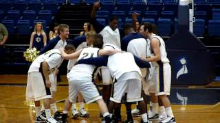 UCO Bronchos Basketball against Southeastern Oklahoma University