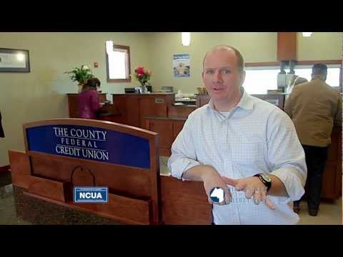 COUNTY FEDERAL CREDIT UNION,