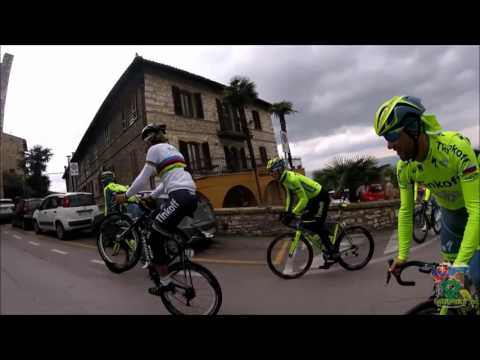 Peter Sagan - The best moments of the spring season 2016 ..