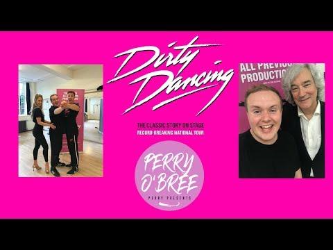 Dirty Dancing UK & Ireland Tour 2018/19!