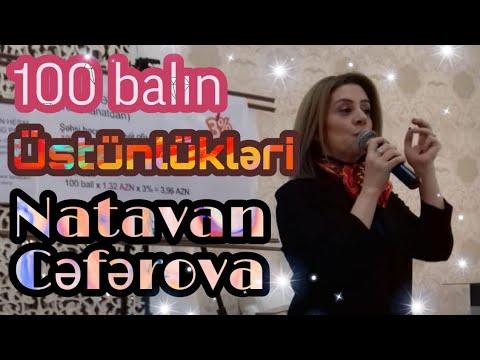 CƏFƏROVA NATƏVAN 100 BAL SİSTEMİ HAQQINDA👍