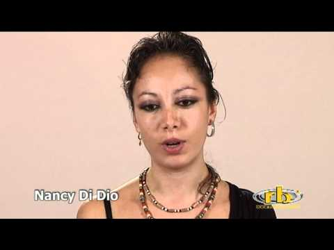 NANCY DI DIO - provino e intervista - WWW.RBCASTING.COM