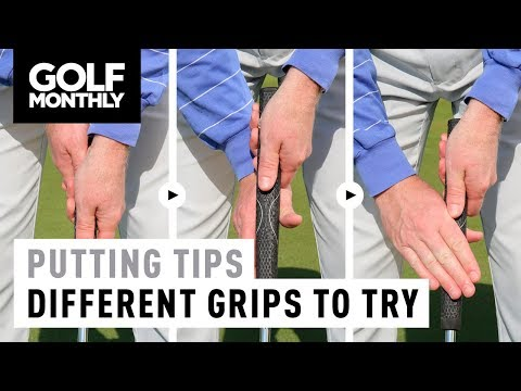 4 Different Putting Grips You Should Try   Golf Monthly