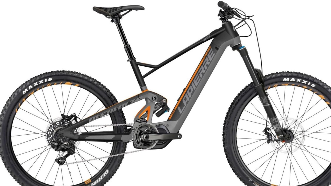 preview lapierre 2018 shimano steps electric mountain bikes youtube. Black Bedroom Furniture Sets. Home Design Ideas